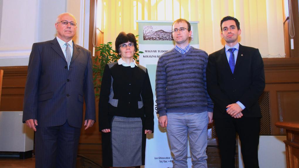 Kolozsvári konferenciával adóztak az MTA atyja emlékének