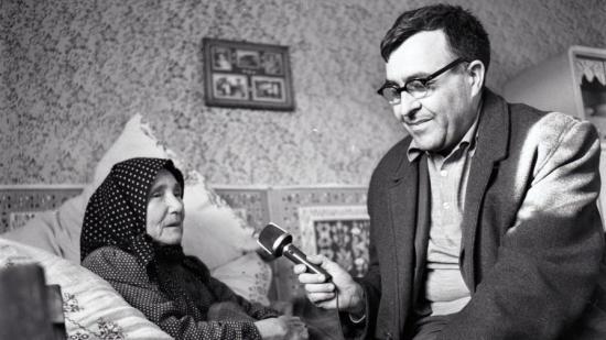 Kallós Zoltán életművét bemutató tárlat nyílik Sepsiszentgyörgyön