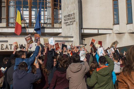 Megnyílt a marosvásárhelyi könyvvásár