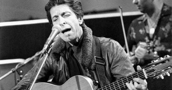 Búcsúzik a világ a 82 esztendős Leonard Cohentől