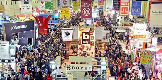 Magyar és román részvétel az isztambuli könyvvásáron