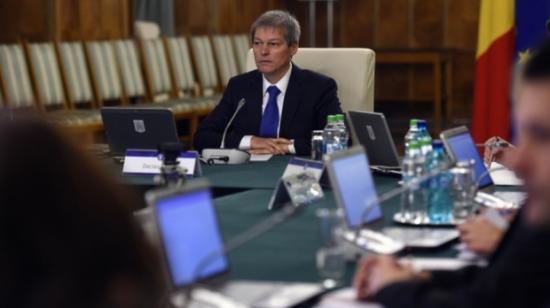 Cioloș: mi vagyunk a nulla kormány