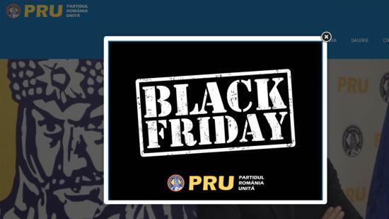 Fekete péntek: választókat fogna a PRU?