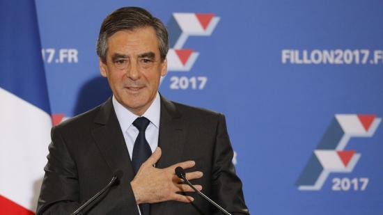 Fillon a francia jobboldal államfőjelöltje