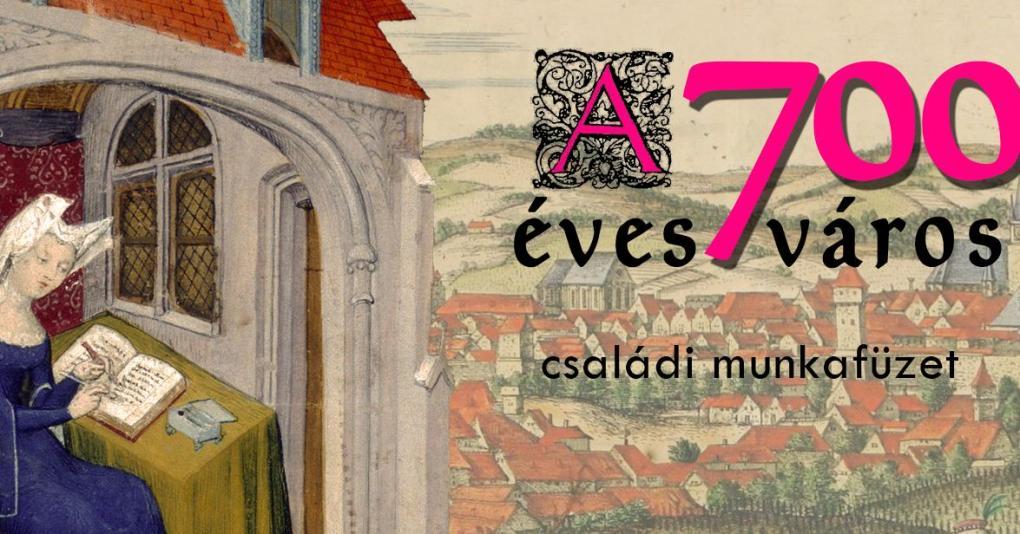Korzós családi füzet a 700 éves Kolozsvárról