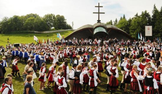 Nem vették fel a csíksomlyói búcsút az UNESCO szellemi kulturális örökségi listájára