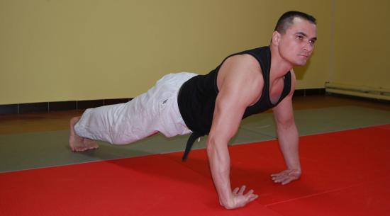 Adrian Petre: a fekvőtámaszbajnok veterán cselgáncs vb-bronzérme