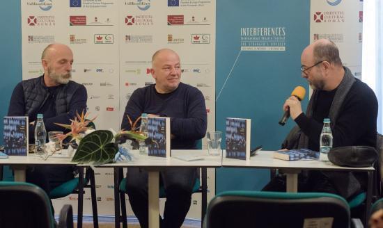 Interferenciák – drámakötet, előadás, színház és börtön