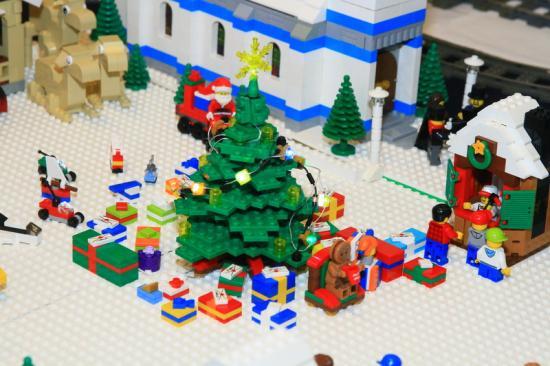 LEGO fesztivál látható szerdáig a Néprajzi Múzeumban