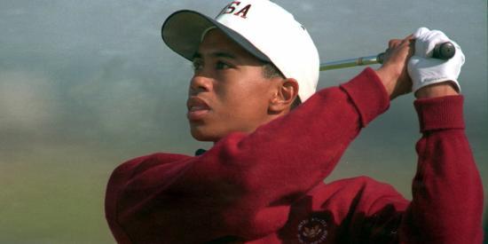Tiger Woods visszatért, olykor káprázatos volt