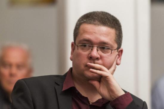 Szentmártoni János maradt a Magyar Írószövetség elnöke