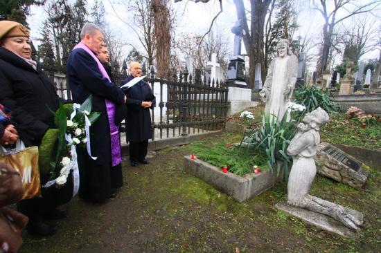 Emléknap Dr. Hirschler József halálának 80. évfordulója alkalmából