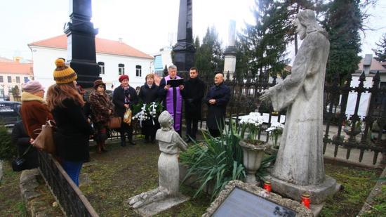 Hirschler Józsefre emlékeztek Kolozsváron