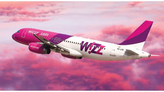 Hat új Wizz Air járat Kolozsvárról