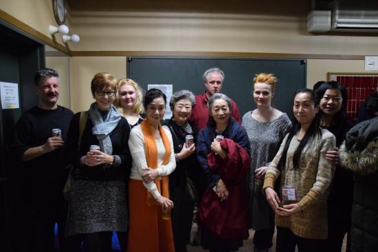 Sikeresen szerepelt a Hedda Gabler Japánban