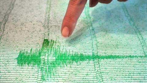Mérsékelt erejű földrengés volt Vranceában