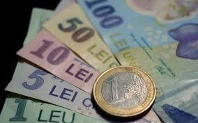 Csaknem hároméves mélyponton a lej az euróhoz képest