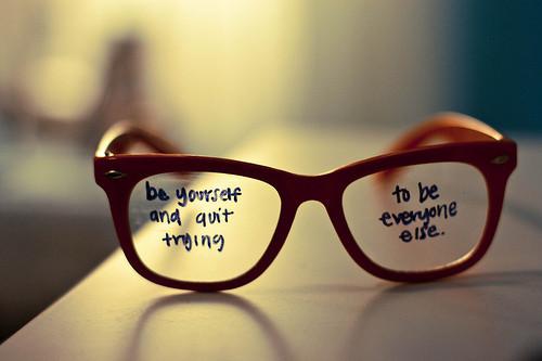 Légy önmagad ismét!