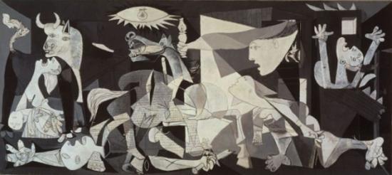 Három spanyol múzeum is kiállítással emlékezik Picasso 80 éve festett Guernicájára