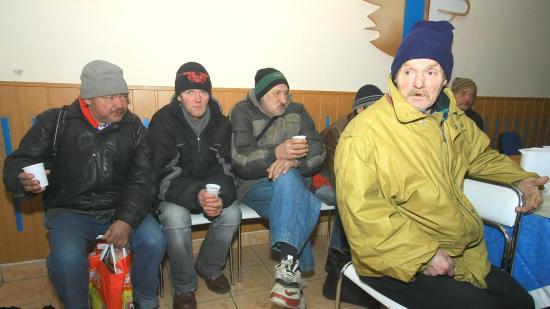 Hideg hétvége következik: életveszélyben a hajléktalanok