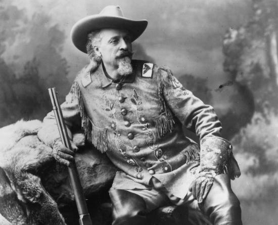 Buffalo Bill, a vadnyugat hőse 100 éve halt meg