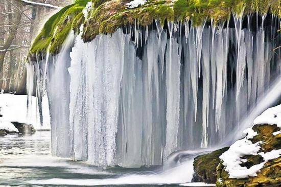 Kitart a kemény fagy és a havazás Európában