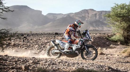 Francia fölény a Dakar-rali hetedik szakaszán