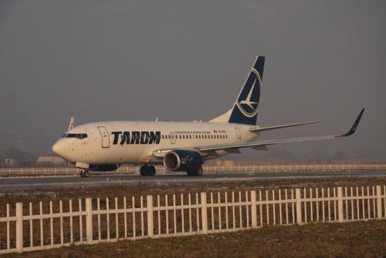 A Tarom több járatát is törölte az időjárási viszonyok miatt