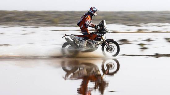 Dakar 2017: ismét Loeb az élen