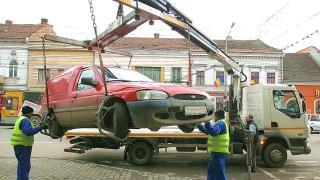 Még néhány hét haladék a tilosban parkolóknak