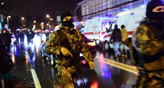 Isztambuli merénylet: nem a Reina klub volt az eredeti célpont