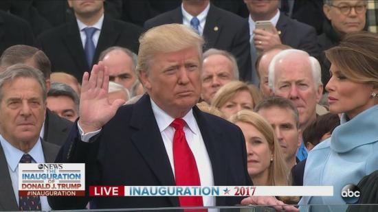 Donald Trump: mostantól Amerika érdekei számítanak mindenekelőtt