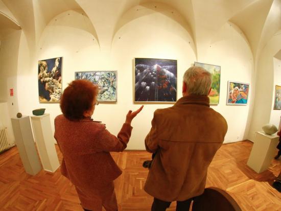 Premier: megnyílt a BMC tárlata a Művészeti Múzeumban