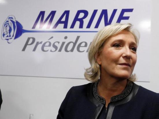 Marine Le Pen: 2017 az európai népek ébredésének éve lesz