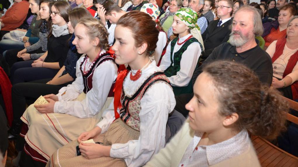 Közösen ünnepeltek a fehérvári és enyedi diákok