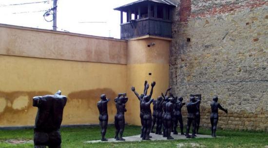 Látogatás a máramarosszigeti börtönmúzeumban 2.