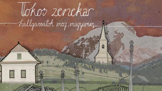 Kolozsváron mutatja be lemezét a Tokos zenakar