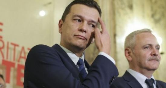 """Dragnea: Grindeanu """"megerősödik"""" a tüntetésektől"""