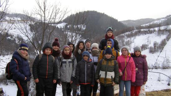Újrahasznosítás támogatta kirándulás, avagy györgyfalvi diákok a hegyekben
