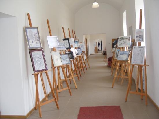 Végéhez közeledik a népművészeti iskola felújítása