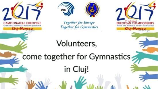 Önkénteseket keresnek a kolozsvári torna EB-re