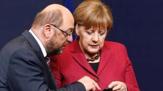 Martin Schulz maga mögött hagyta Angela Merkelt – a népszerűségi listán