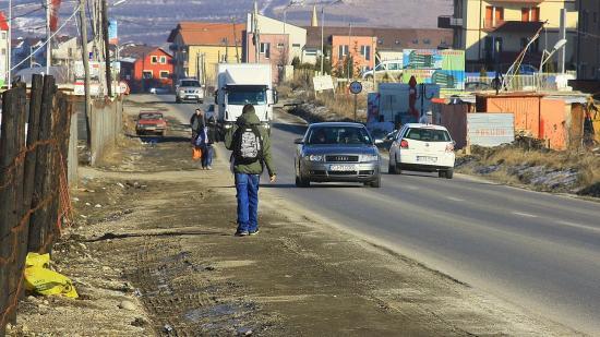 Többsávosra bővítenék a Bună Ziua utcát