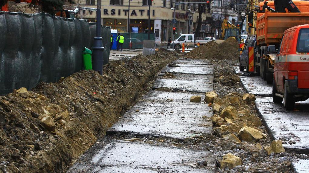 Régészeti engedély nélkül folytak ásatások a városközpontban