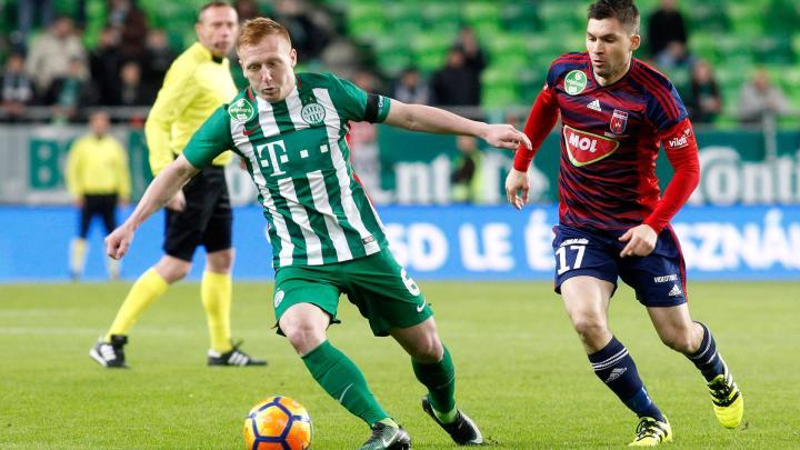 Nem volt gól az FTC–Videoton rangadón