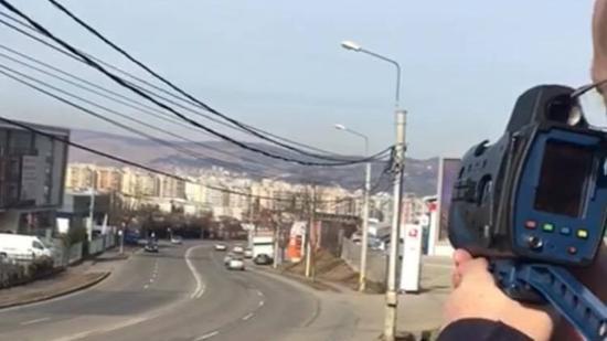 Gyorshajtókra vadásztak a rendőrök