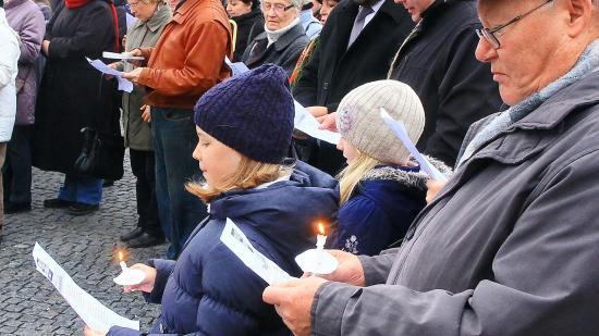 Tiltakozáshullám a marosvásárhelyi római katolikus iskola ügyében