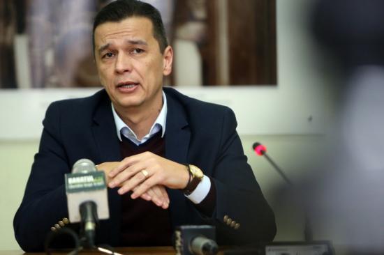 Grindeanu: a kormány nem támogatja a korrupciós tettek megkegyelmezését