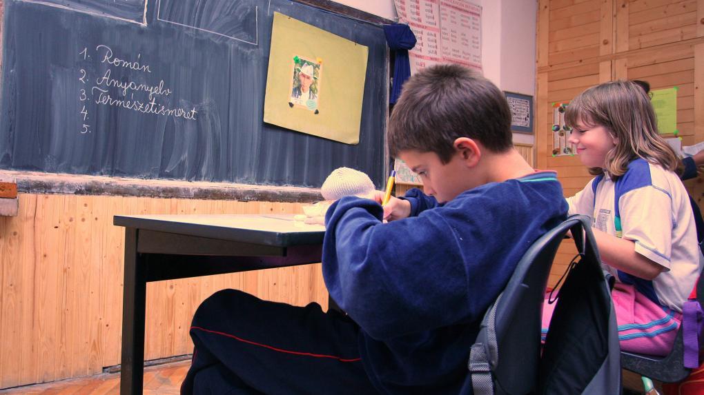 Egyre több vegyescsalád íratja magyar tanintézetbe gyermekét