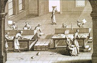 Volt egyszer egy papírlemez gyár ...